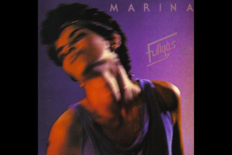 Discos Escondidos #043: Marina Lima - Fullgás (1984)