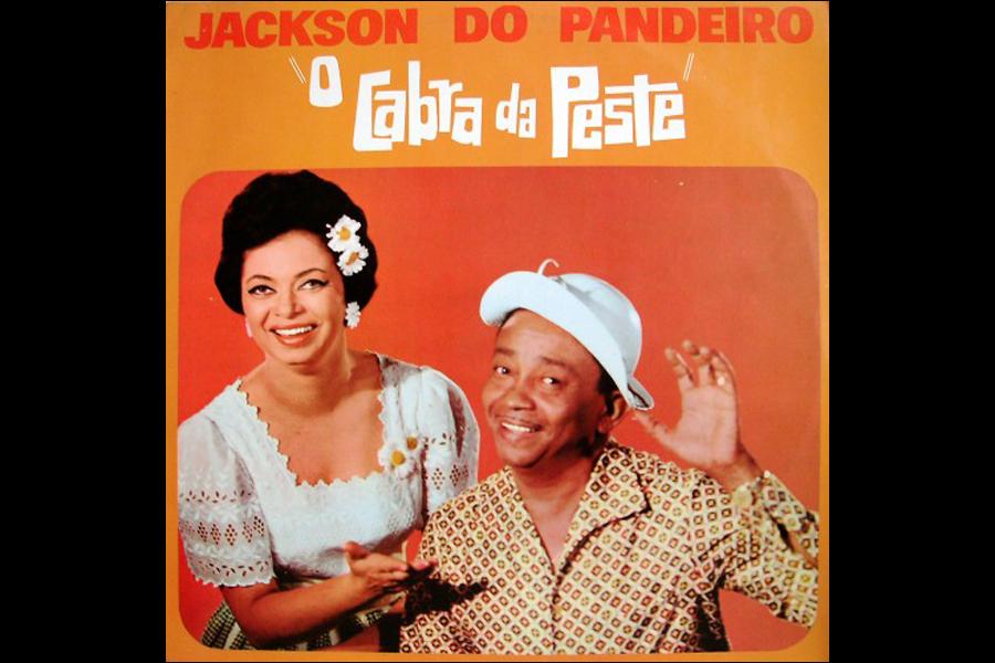 Discos Escondidos #059: Jackson do Pandeiro - O Cabra da Peste (1966)