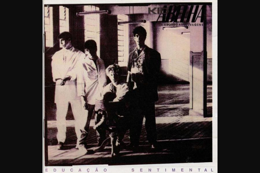 Discos Escondidos #055: Kid Abelha & Os Abóboras Selvagens - Educação Sentimental (1985)