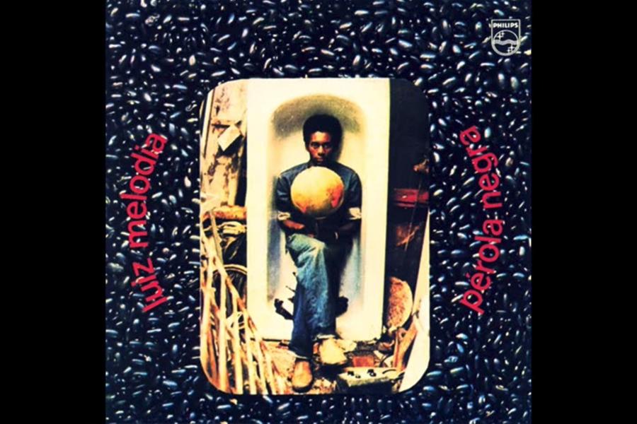 Discos Escondidos #063: Luiz Melodia - Pérola Negra (1973)