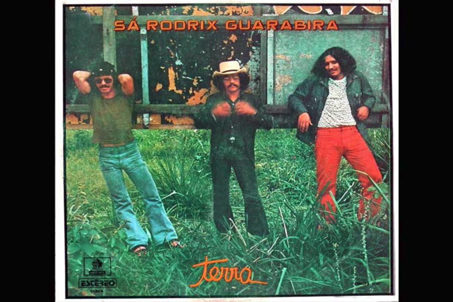 Discos Escondidos #073: Sá, Rodrix & Guarabyra - Terra (1973)