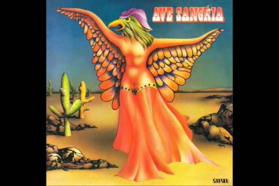 Discos Escondidos #074: Ave Sangria - Ave Sangria (1974)