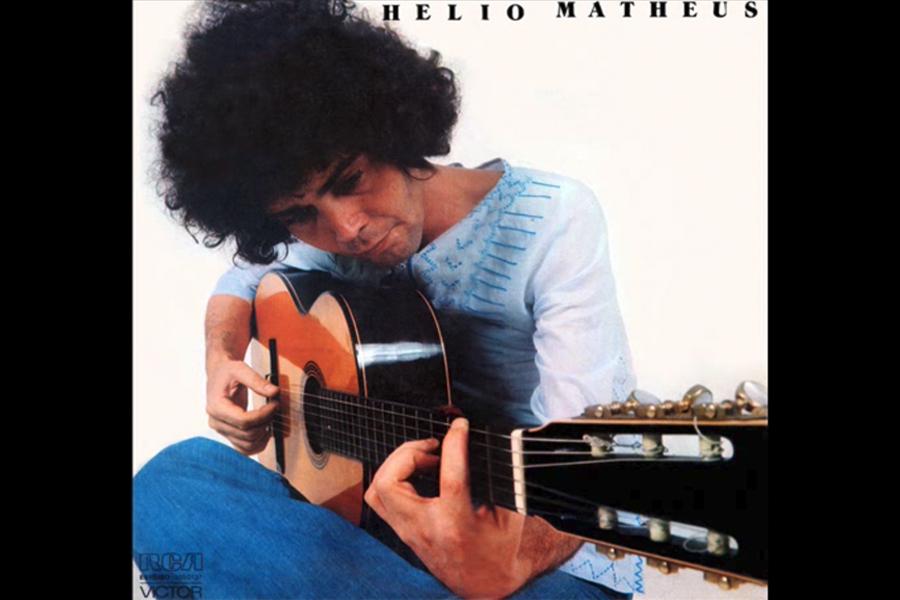 Discos Escondidos #075:  Helio Matheus - Helio Matheus (1975)