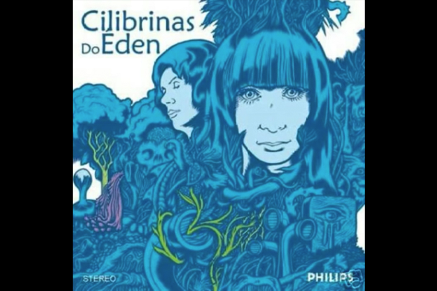 Discos Escondidos #072: Cilibrinas do Éden - Cilibrinas do Éden (1973)