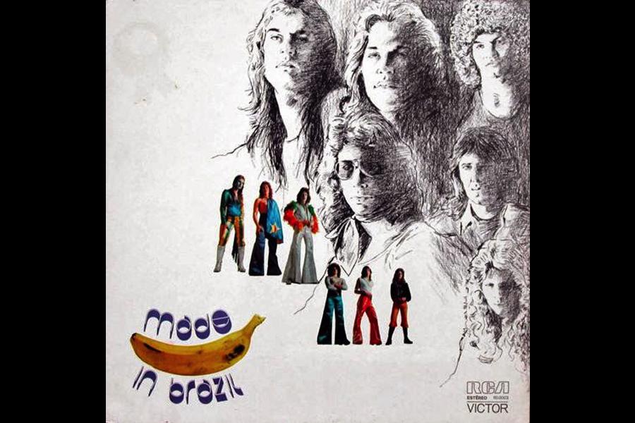 """Discos Escondidos #076: Made In Brazil - Made In Brazil (""""Disco da Banana"""") (1974)"""