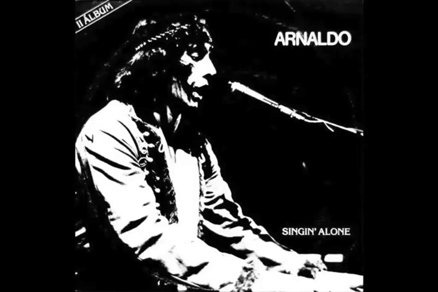Discos Escondidos #082: Arnaldo Baptista - Singin' Alone (1982)