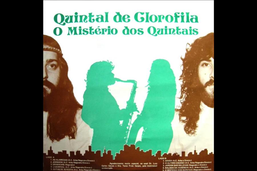 Discos Escondidos #083: Quintal de Clorofila - O Mistério dos Quintais (1983)